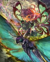 Dinacy 1/4 (C) CyberAgent - 'Tenku no Crystalia' by muddymelly