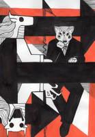 Demon bar by touyayumi