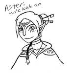 Asteri RP sketch by korppi8