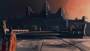 Angkor Wat by PlasmaX7