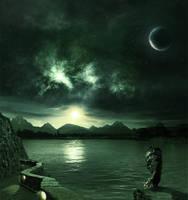 Collab: Midnight Sun by PlasmaX7