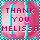 Thank You Melissa by PinkWoods