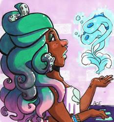 Ocean Magic by JawbreakerCherri