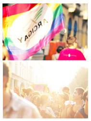 gay pride II by noidentity