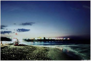 beachnight by noidentity