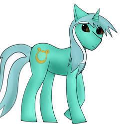 Lyra heartstings no reference by robojot