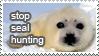 Stop Seal Hunting by gwenbarrow