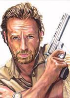 Rick. Thanks. by SarahSilva