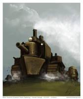 Steam Tank by prepsage