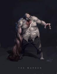 Zombie Warden by prepsage