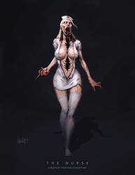 Zombie Nurse by prepsage