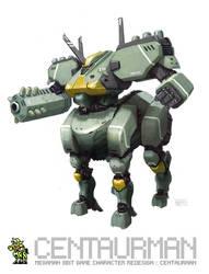 Centaurman by prepsage