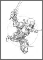 Deadpool by Takrezz
