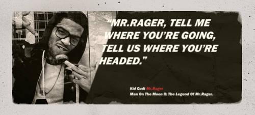 Mr.Rager Cudi by Antony99