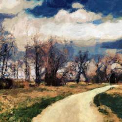Ptarmigeddon's Last Walk by MatthueDeYarus