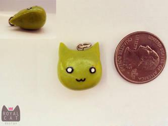Custom Kitty Charm by RoyalCatDesign