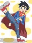 Superboy by K-b0t