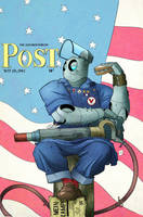 Robo The Riveter by swegener
