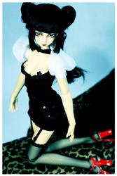+ That Pinup Girl + by Nezumi-chuu