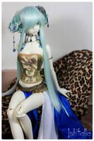 .:: Olive Dragon ::. by Nezumi-chuu