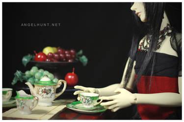 And Then He Said... by Nezumi-chuu