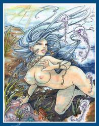 Ish'talla : Underwater by Nezumi-chuu