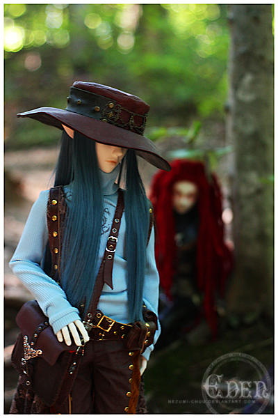 Eden: Traveling Companions by Nezumi-chuu