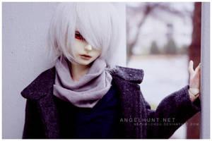 Angel Hunt : Bright by Nezumi-chuu