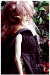 A Doll a Week 2016 : The Bounty by Nezumi-chuu