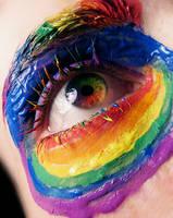 Rainbow Vision by xxTragic