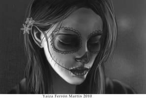 Sugar Skull by yaizafm