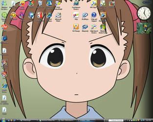 My Desktop is Superior by babythestarsshine