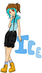Ice by babythestarsshine