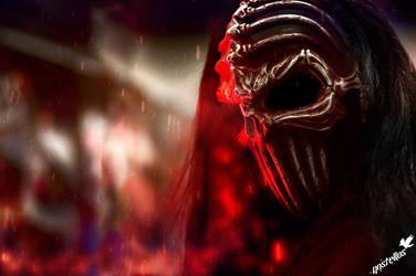 Dark Face by Anstellos
