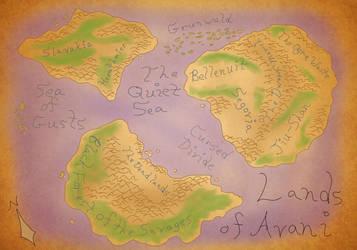 Avani Map by Kierevar