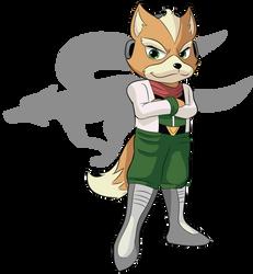 Fox McCloud by MissMcCloud