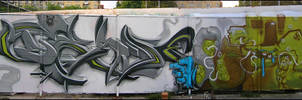 Sprite Graffiti fest 09 by szc