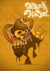 Monkey by szc