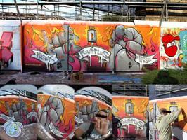 montana graffiti fest by szc