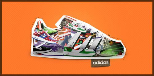 adidas_superstar by szc