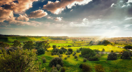 Sicily on foot by INVIV0