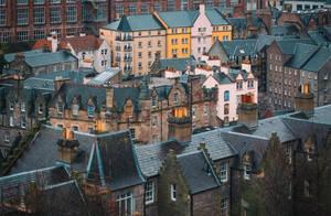 Scotland Rain by INVIV0