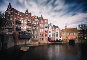 Delfshaven by INVIV0
