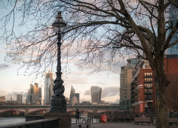 A walk in central London by INVIV0