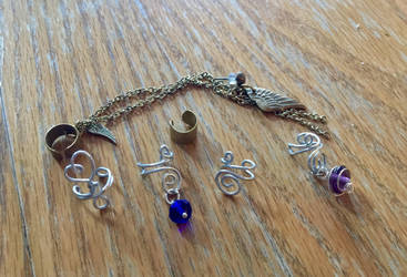 Ear Cuffs by KMCJewelryDesigns