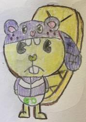 Baby Arthur Byte by Leoparda-a-la-HTF