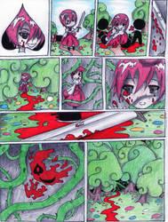 Alice Human Sacrifice: Red by IvansKitsune