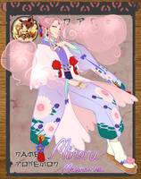 :pokimono: NPC-Minoru by ginmushroom