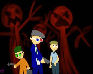 spooks concept by PsychoWardJester