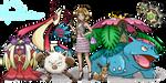 Pokemon Trainer Livia (Libra) by Indie-Calls